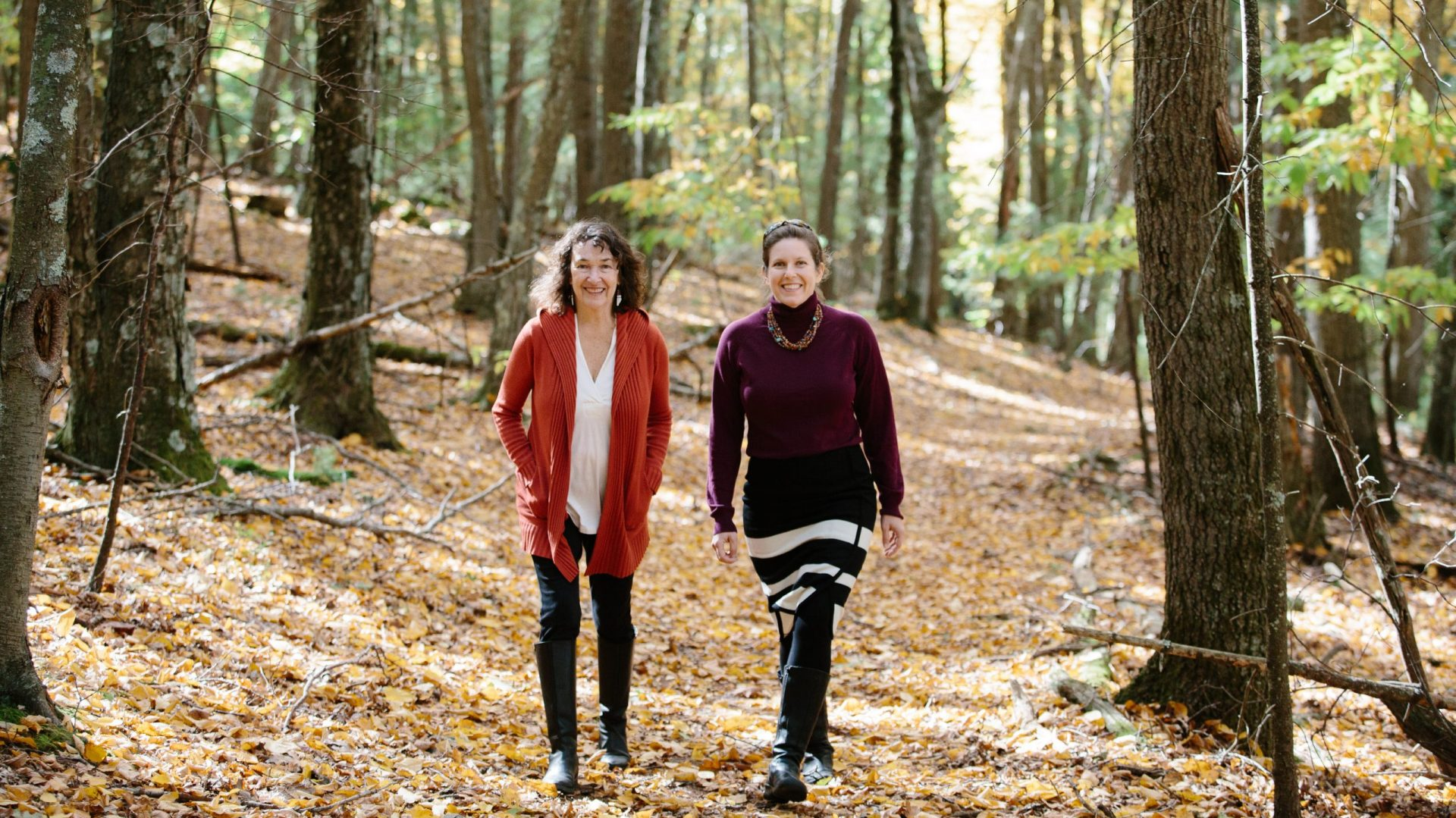 Jeannine Taylor & Jessica Packineau